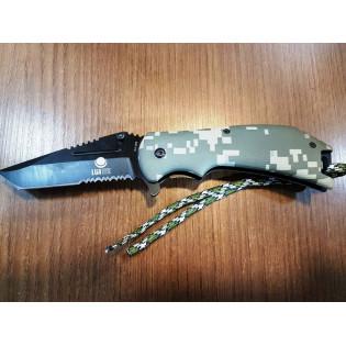Canivete Luatek Camuflado