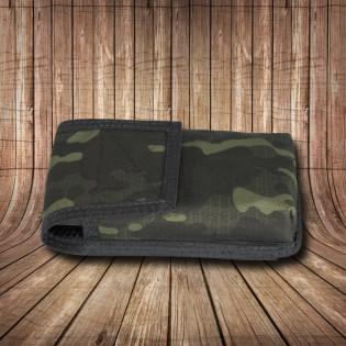 Porta Smartphone Tático Grampo - Camo Multicam Black