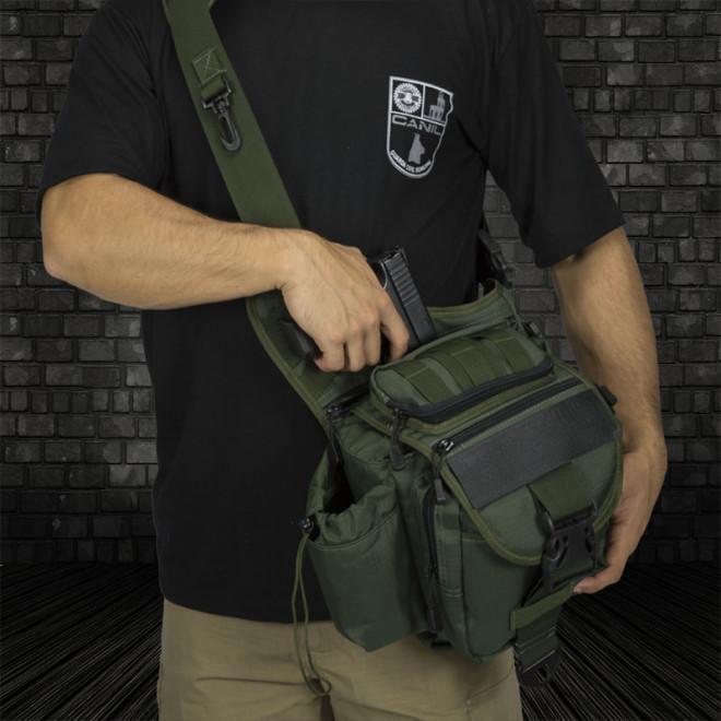 Bornal Tático Versipack Elite - Verde
