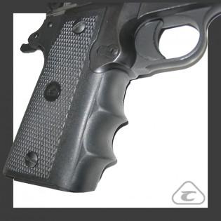 Empunhadura de Borracha Imbel .45 .40 .380 C/ desarmado