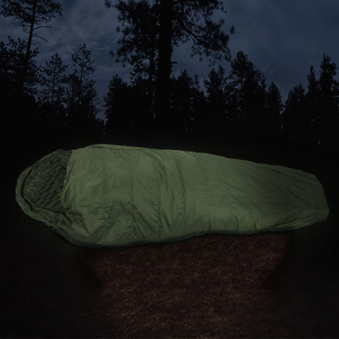 Saco de Dormir Aman - Verde