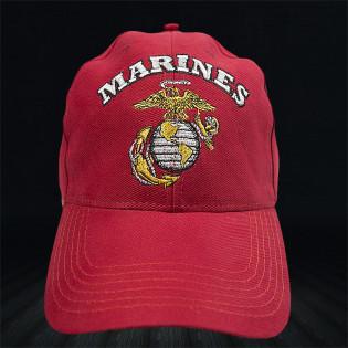 Bone Marines Vermelho