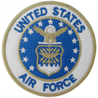 Bordado United States Air Force
