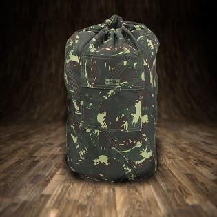 Saco Caire Tecido Duplo - Camo Exército