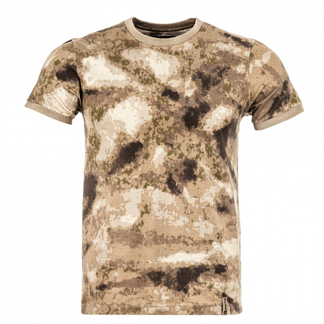 T-Shirt Tech - Camo A-Tacs AU