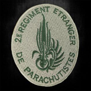 Bordado 2 Regiment Etranger pequeno