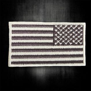 Bordado Bandeira U.S.A. Inversa - Deserto Grande
