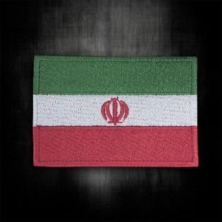 Bordado Bandeira Ira