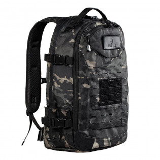 Mochila Rusher Multicam Black