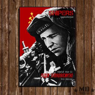 Poster Ivan Sidorenko 297x420mm