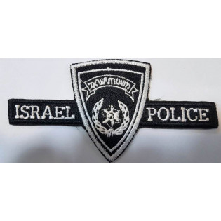 Bordado Police Israel Police