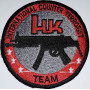Bordado HK International Counter Terrorist