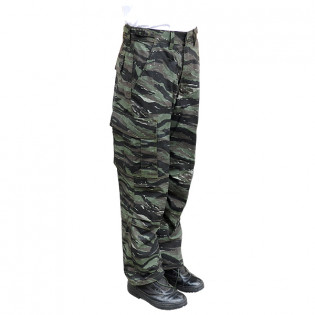 Calca Outlet 2 - Camo Tiger Stripe