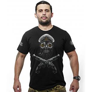 Camiseta Morte aos Tiranos - Preto