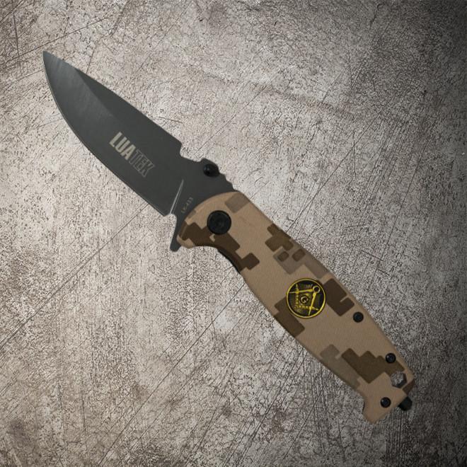 Canivete Maçom - Camo Digital