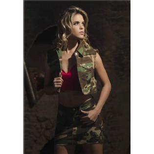 Colete Army - Camo Exército