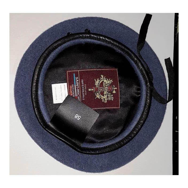 4960be787ec57 Boina Francesa Saint-Michel 100% Lã - Cinza Bandeirantes - Militar ...
