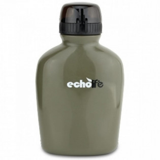 Cantil de Plástico Purificador Verde Oliva EchoLife