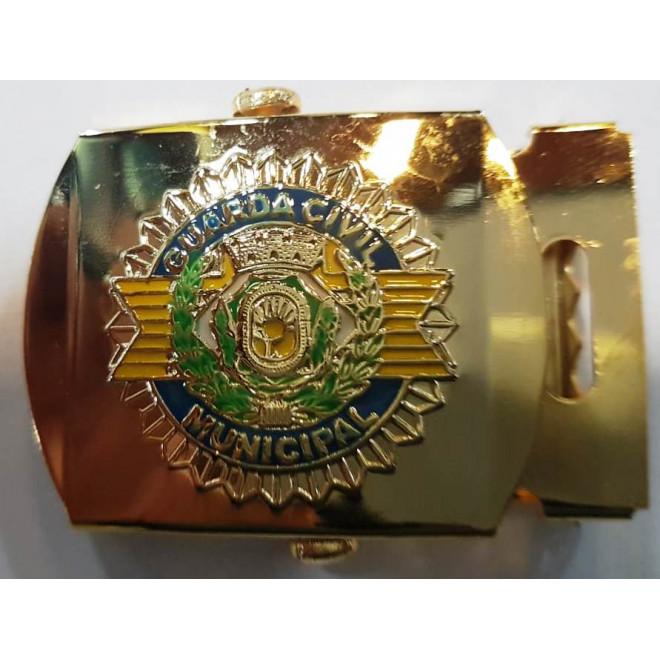 Fivela Guarda Civil Municipal