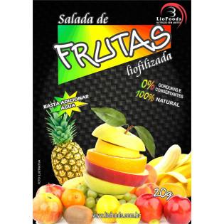 Racao Militar Liofilizada - Salada de Frutas