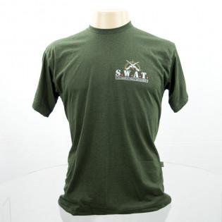 Camiseta Swat - Verde