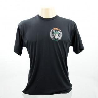 Camiseta Boina Verde - Preto
