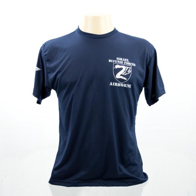 Camiseta Israel Defense Force - Azul