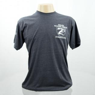 Camiseta Israel Defense Force - Cinza