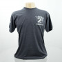 Camiseta Israel Defense Force - Cinza