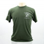 Camiseta Israel Defense Force - Verde