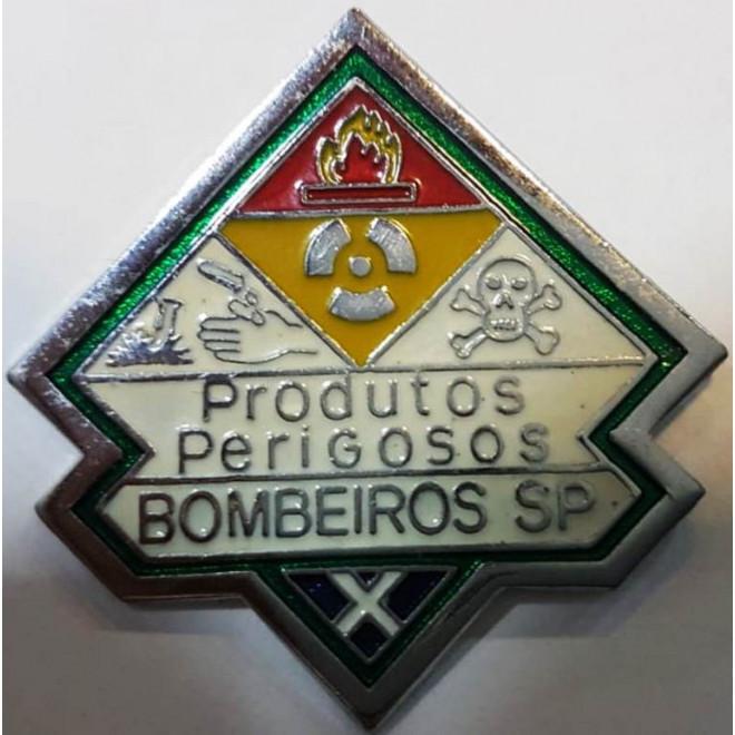 Breve Metal Produtos Perigosos Bombeiro Praça