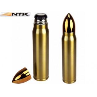 Garrafa Bullet Dourada