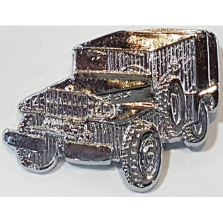 PIN JEEP PRATEADO