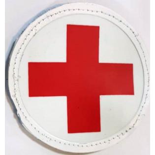 Brasão Emborrachado Cruz Vermelha