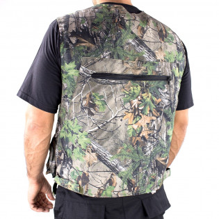 Colete Hunter - Camo Realtree