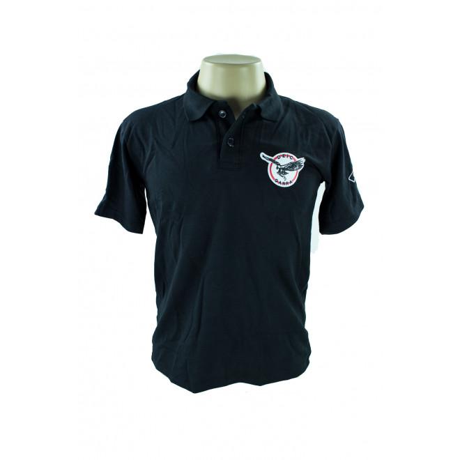 Camisa Polo Garra - Preto