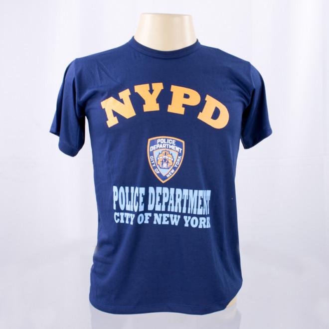 Camiseta NYPD - Azul