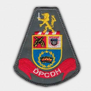 Brasão Bordado DPCDH