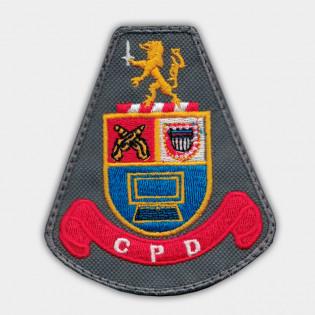Brasão bordado CPD