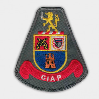 Brasão bordado CIAP