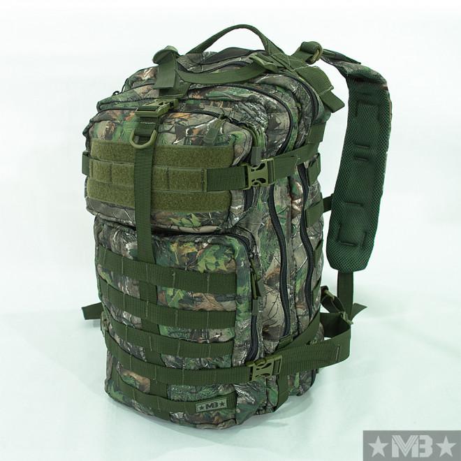 Mochila Assault 50L - Camo Realtree