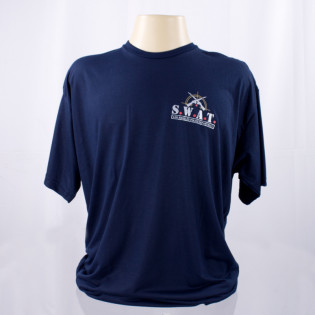 Camiseta Swat - Azul