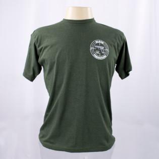 Camiseta Glock - Verde