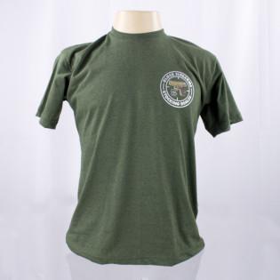 Camiseta Glock Firearms Stocking Dealer - Verde