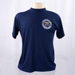 Camiseta Glock Firearms Stocking Dealer - Azul