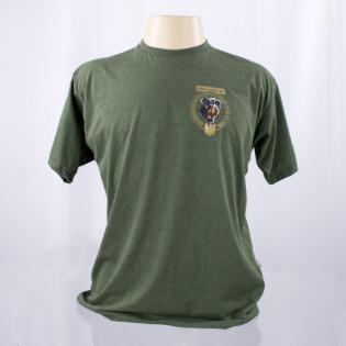 Camiseta GSG9 Unit K-9 - Verde