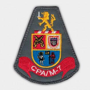 Brasão Bordado CPA/M-7