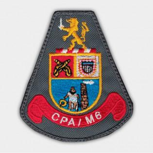 Brasão Bordado CPA/M-6