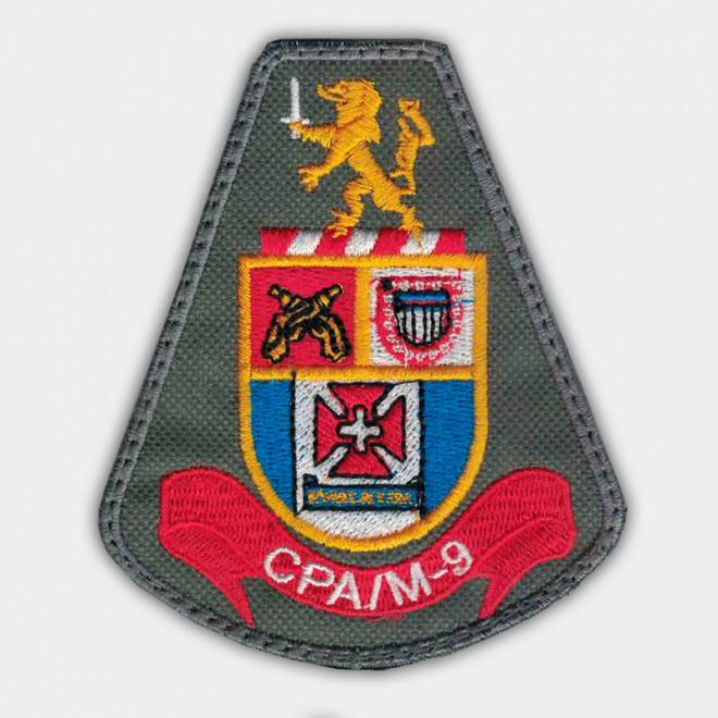 Brasão Bordado CPA M-9