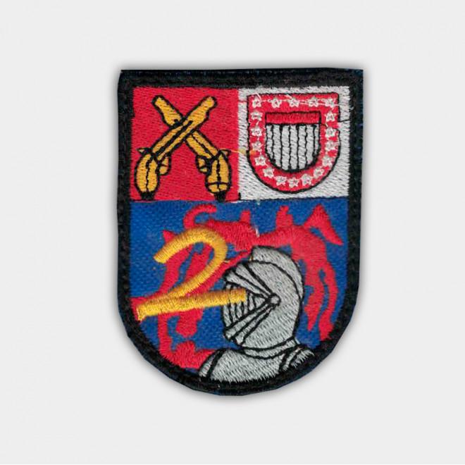 Brasão bordado 2º Choque Soldado/Cabo